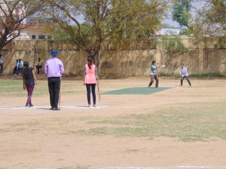 btti girls cricket